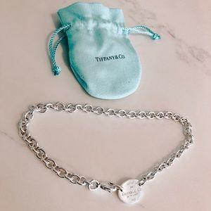 Return to Tiffany Choker Necklace